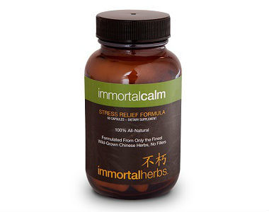 ImmortalCalm Review - For Relief From Anxiety And Tension