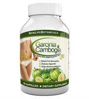 New Life Botanical Garcinia Cambogia Weight Loss Supplement Review