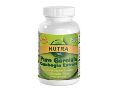 Nutra Rise Garcinia Cambogia Weight Loss Supplement Review