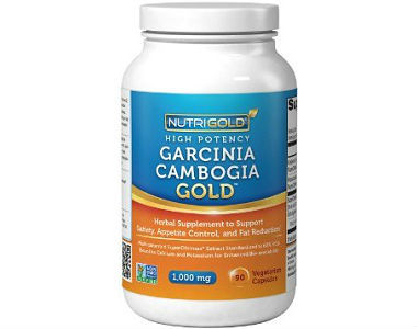 NutriGold Garcinia Cambogia GOLD Weight Loss Supplement Review