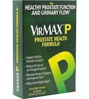VirMax P Prostate Formula Review - For Increased Prostate Support