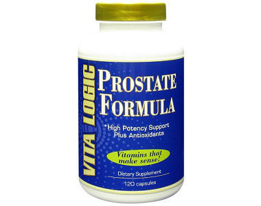 Vita Logic Vitamins Prostate Formula Review - For Increased Prostate Support
