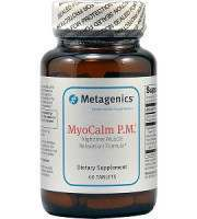 Metagenics MyoCalm Review - For Relief From Anxiety And Tension