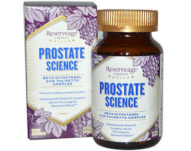 Reserveage Prostate Science Review - For Increased Prostate Support