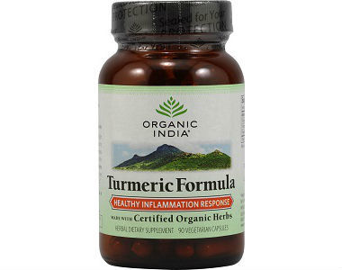 Organic India Turmeric Formula Review - For Improved Overall Health