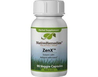 ZenX Anxiety Relief Review - For Relief From Anxiety And Tension