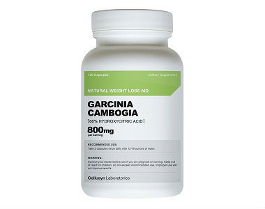 Cellusyn Labs Garcinia Cambogia Weight Loss Supplement Review