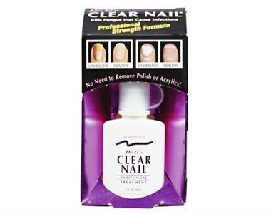 Clear Nails Review - For Combating Fungal Infections