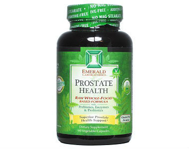 Emerald Labs PROSTATE HEALTH Review - For Increased Prostate Support