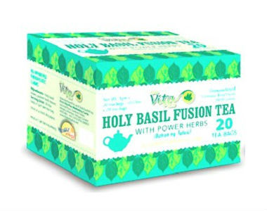 First Vita Holy Basil Fusion Tea Review - For Improved Overall Health