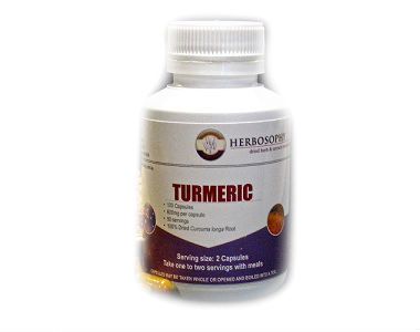 Herbosophy Turmeric Review - For Improved Overall Health