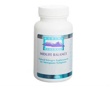 Marine Minerals Midlife Balance Review - For Symptoms Associated With Menopause