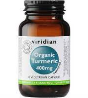 Viridian Turmeric Review - For Improved Overall Health