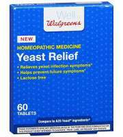 Walgreens Yeast Relief Supplement Review