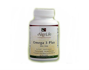Alignlife Nutrition Omega-3 Plus Review - For Cognitive And Cardiovascular Support