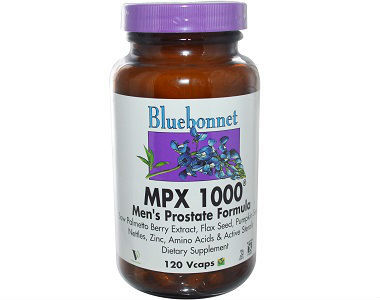 Bluebonnet MPX 1000 Prostate Support Review - For Increased Prostate Support