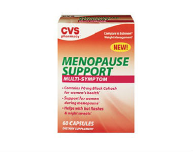 CVS Menopause Support Extra Strength Review - For Symptoms Associated With Menopause