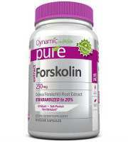 Dynamic Nutrition Pure Forskolin Weight Loss Supplement Review