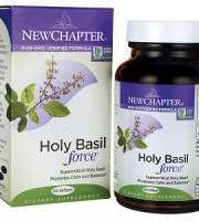 Holy Basil Force New Chapter Review - For Improved Overall Health