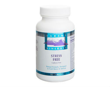 Marine Minerals Stress Free Review - For Relief From Anxiety And Tension