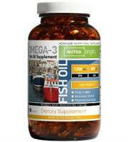 NutraOrigin Fish Oil High Potency Review - For Cognitive And Cardiovascular Support
