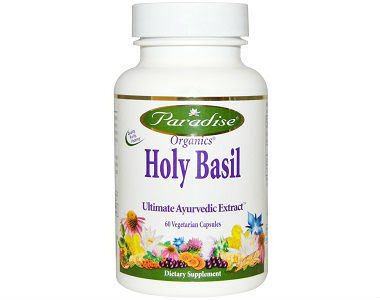 Paradise Herbs Holy Basil Review - For Improved Overall Health