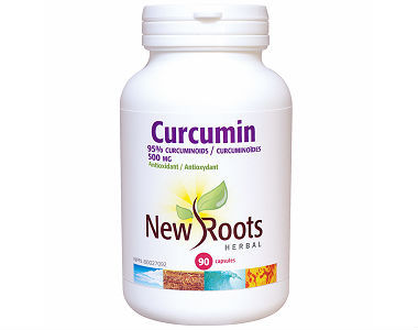 Curcumin New Roots Herbal Review - For Improved Overall Health