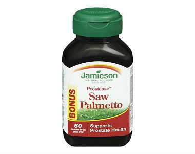 Jamieson Natural Sources Prostease Saw Palmetto Review - For Increased Prostate Support