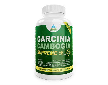 Life and Food Garcinia Cambogia Weight Loss Supplement Review