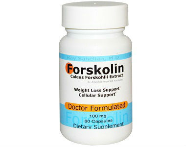 Forskolin Coleus Forskohlii Physician Formulas Weight Loss Supplement Review