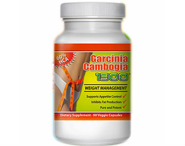 Garcinia Cambogia 1300 Weight Loss Supplement Review
