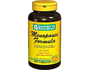 Good 'N Natural Menopause Formula Review - For Symptoms Associated With Menopause