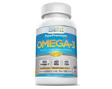 True Sol Omega 3 Fish Oil Review - For Cognitive And Cardiovascular Support