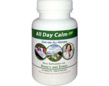 All Day Calm Review - For Relief From Anxiety And Tension