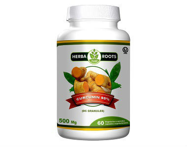 Herba Roots Curcumin 95% Review - For Improved Overall Health