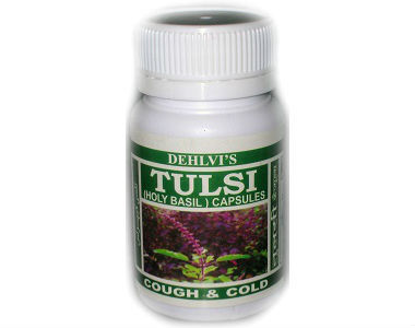 Dehlvi Naturals Tulsi Capsules (Holy Basil) Review - For Improved Overall Health