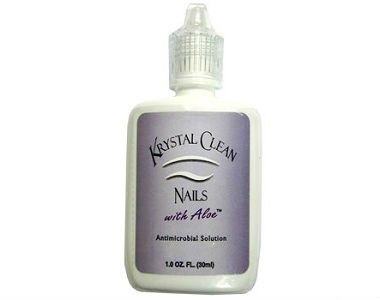 Krystal Clean Review - For Combating Nail Fungal Infections