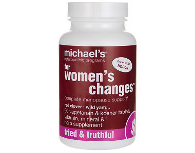 Michael's Naturopathic Programs for Women's Changes Review - For Symptoms Associated With Menopause