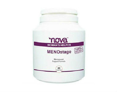 Nova Menopause Support Review - For Symptoms Associated With Menopause