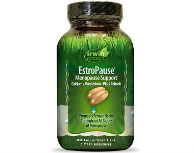 EstroPause Menopause Support Irwin Naturals Review - For Symptoms Associated With Menopause