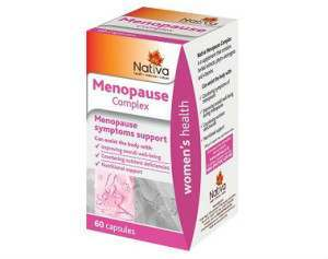 Nativa Menopause Complex Review Updated January 2020