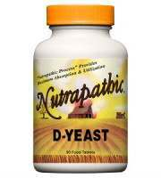 Nytrapathic D-Yeast Supplement Review