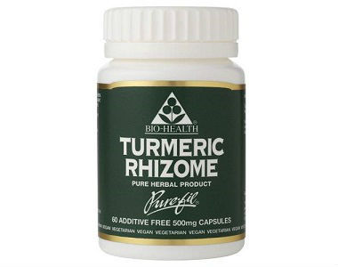 Bio Health Turmeric Rhizome Review - For Improved Overall Health
