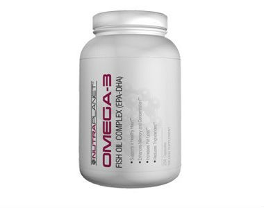 NutraPlanet Omega-3 Review - For Cognitive And Cardiovascular Support