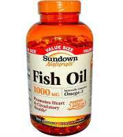 Sundown Naturals Fish Oil Review - For Cognitive And Cardiovascular Support
