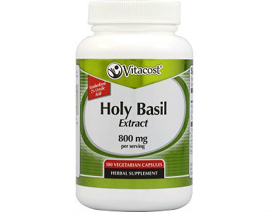 Vitacost Holy Basil Extract Review - For Improved Overall Health