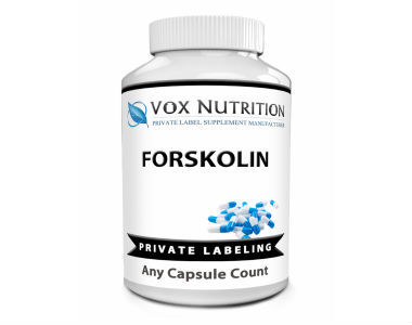 Vox Nutrition Forskolin Weight Loss Supplement Review