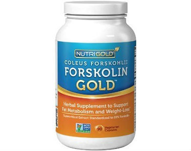 Forskolin Gold NutriGold Weight Loss Supplement Review