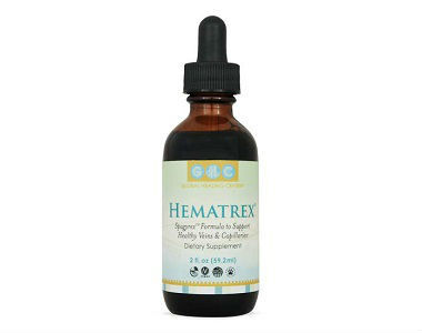 Hematrex Global Healing Center Review - For Reducing The Appearance Of Varicose Veins
