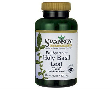 Swanson Full Spectrum Holy Basil Leaf Review - For Improved Overall Health